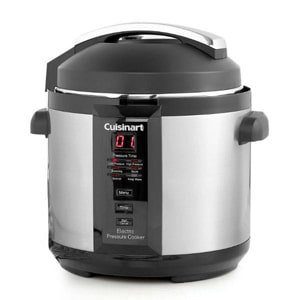 Cuisinart CPC-600 pressure cooker