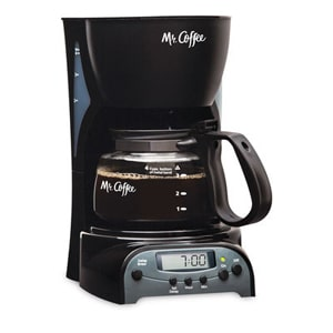 Mr. Coffee DRX5 coffee maker